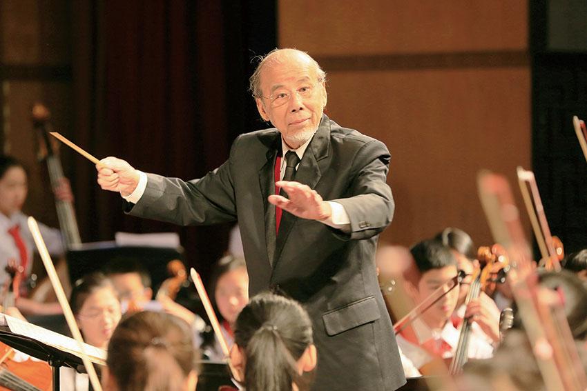 曹鹏 | 等到100岁,他要再办一场音乐会